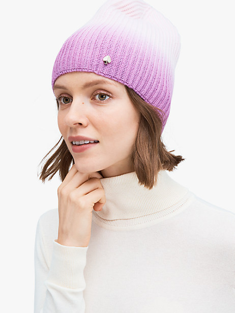 dip-dye beanie by kate spade new york