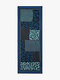 sea breeze patchwork oblong scarf, , s7productThumbnail