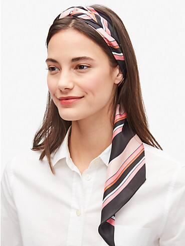 aquatic stripe twisted head scarf, , rr_productgrid