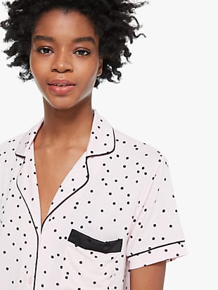 short pj set by kate spade new york hover view