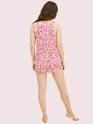marker floral short pj set by kate spade new york hover view