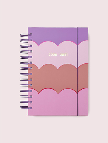 scallop medium 17-month planner, , rr_productgrid