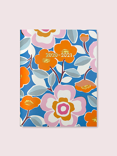pop floral 17-month planner by kate spade new york