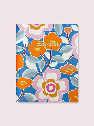pop floral 17-month planner by kate spade new york non-hover view