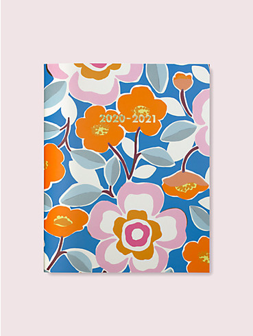 pop floral 17-month planner, , rr_productgrid