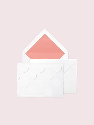 jumbo dot notecard set by kate spade new york non-hover view
