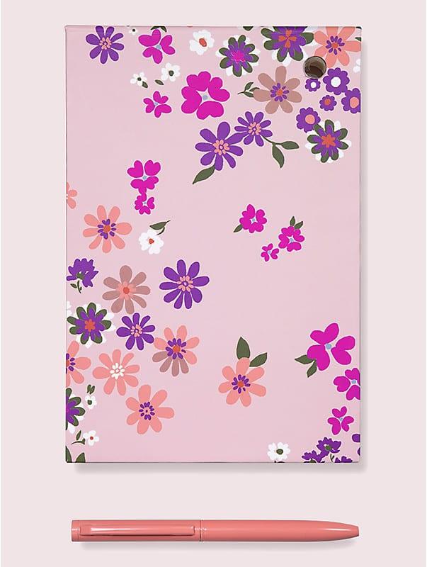 Pacific petals Notizblätterhalter und Stift, , rr_large