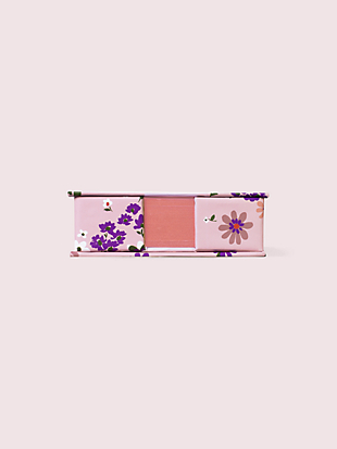 pacific petals loose note holder & pen by kate spade new york hover view