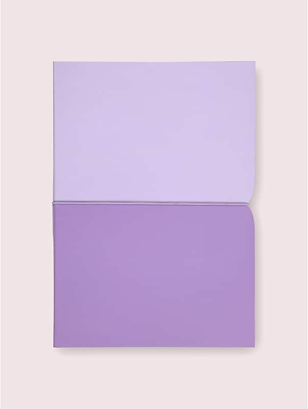lilac plunge notebook, , rr_large