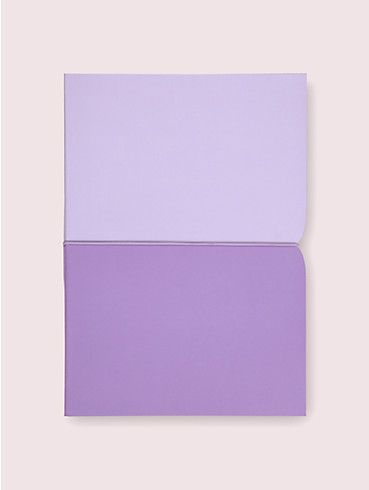 lilac plunge notebook, , rr_productgrid