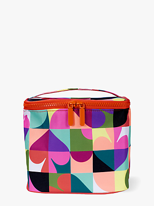 spade dot geo lunch tote by kate spade new york non-hover view