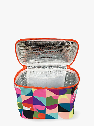 spade dot geo lunch tote by kate spade new york hover view
