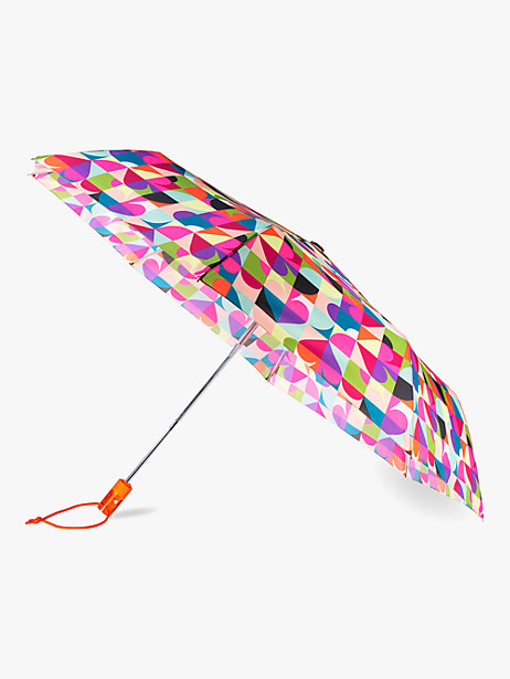 spade dot geo travel umbrella by kate spade new york
