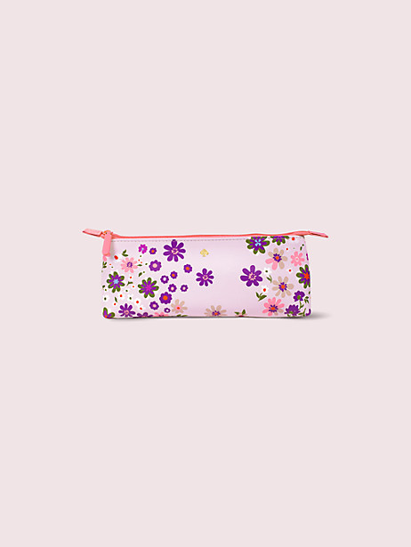 pacific petals pencil case by kate spade new york