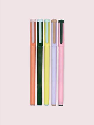 colorblock fine tip pen set, , rr_productgrid