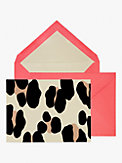 forest feline notecard set, , s7productThumbnail