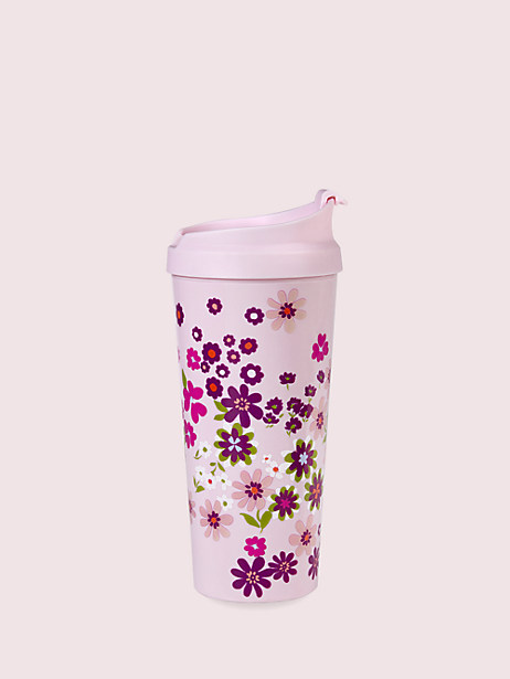 pacific petals thermal mug by kate spade new york