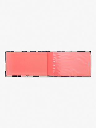 forest feline photo album by kate spade new york hover view