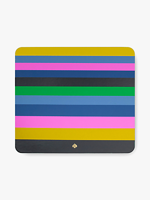 enchanted stripe mouse pad by kate spade new york non-hover view