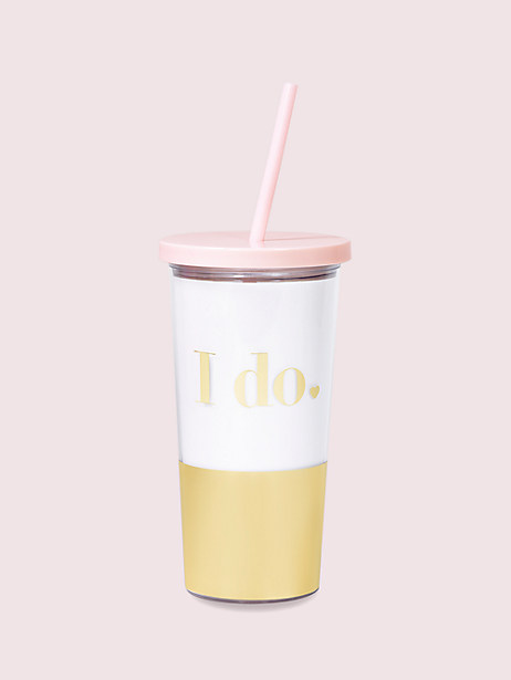 i do tumbler by kate spade new york