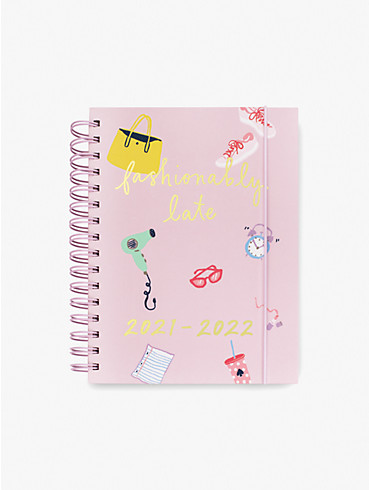fashionably late large 17-month planner, , rr_productgrid