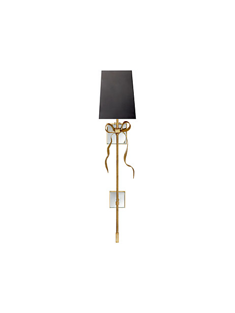 ellery tail sconce by kate spade new york