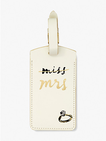 miss to mrs luggage tag, , rr_productgrid