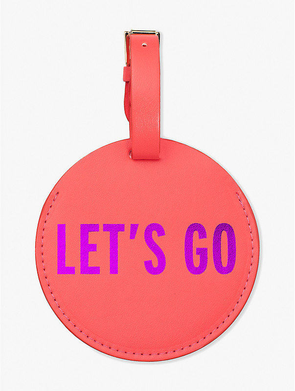 let's go luggage tag, , rr_large