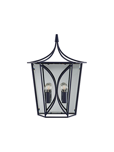 Cavanagh Medium Lantern Sconce by kate spade new york