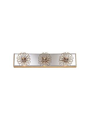 """keaton 18"""" floral vanity light by kate spade new york hover view"""