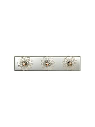 """keaton 18"""" floral vanity light by kate spade new york non-hover view"""