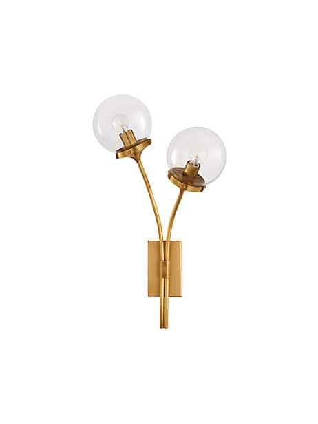 prescott right sconce by kate spade new york