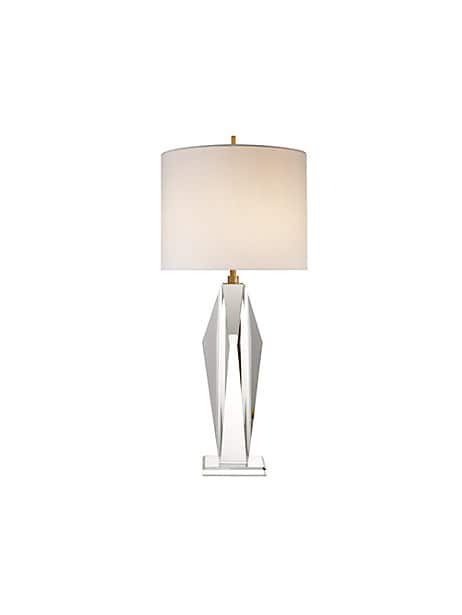 castle peak table lamp by kate spade new york
