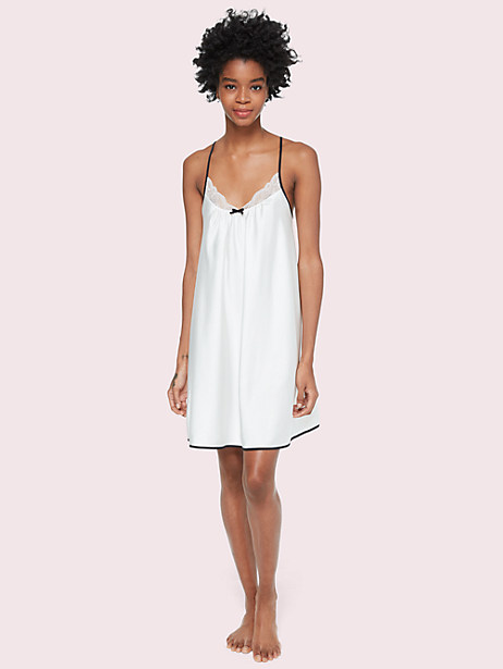 bridal chemise by kate spade new york