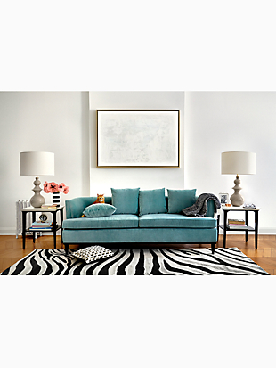 saxon large table lamp by kate spade new york hover view