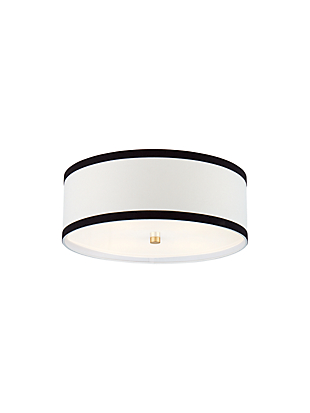 walker medium flush mount by kate spade new york non-hover view