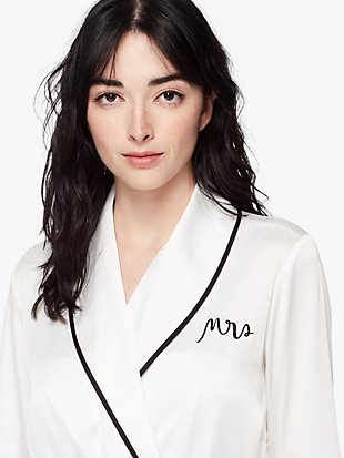 mrs robe by kate spade new york hover view