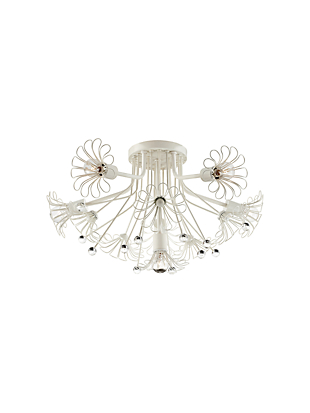 keaton bouquet flush mount by kate spade new york non-hover view
