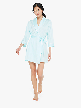 bridal happily ever after robe by kate spade new york hover view