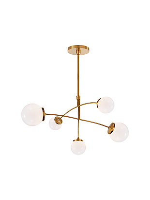 Prescott Large Mobile Chandelier by kate spade new york hover view