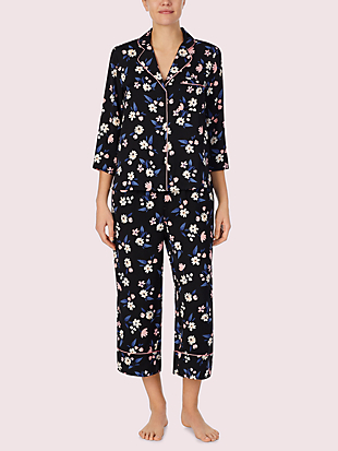 bouquet toss capri pj set by kate spade new york non-hover view