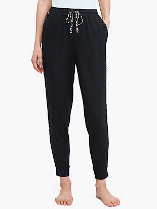 sweater-knit jogger by kate spade new york non-hover view