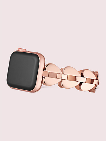 annadale spade link stainless steel 38/40mm band for apple watch®, , rr_productgrid
