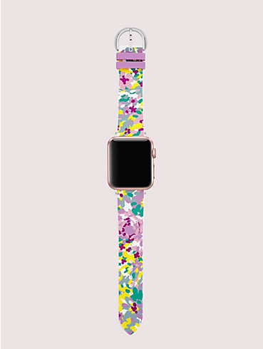 Painted Petal Silikonarmband für Apple Watch®, 38/40 mm, , rr_productgrid