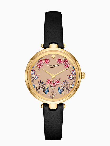 holland western floral watch by kate spade new york