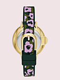 park row flair flora silicone watch, , s7productThumbnail