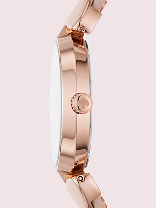 hollis leather watch by kate spade new york hover view