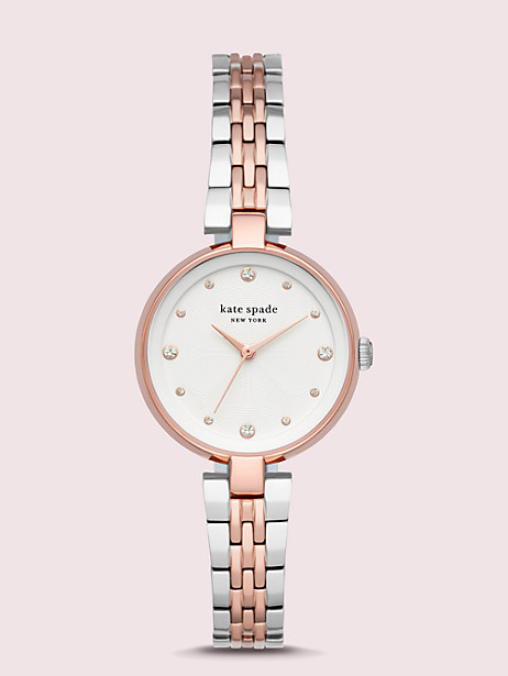 Kate Spade New York Annadale Two-Tone Stainless Steel Watch by kate spade new york
