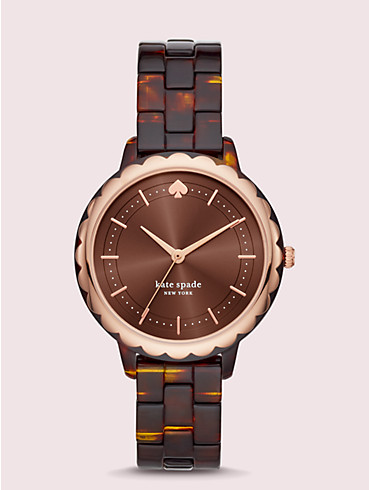 morningside tortoiseshell acetate watch, , rr_productgrid