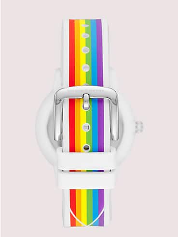morningside rainbow silicone watch, , rr_productgrid